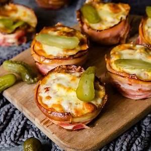 keto-bacon-cheeseburger-cups-ketodiet-blog image