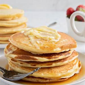 perfect-pancake-recipe-without-buttermilk-feast-and image