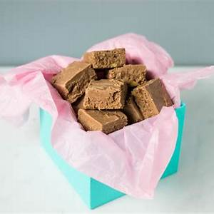 marshmallow-creme-fudge-recipe-the-spruce-eats image