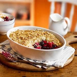 recipe-apple-and-blueberry-crumble-sainsburys image