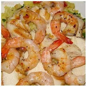 chicken-shrimp-with-pancetta-chimichurri image