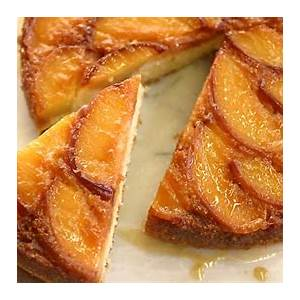 caramel-peach-upside-down-cake-guy-fieri-offers-up-this image