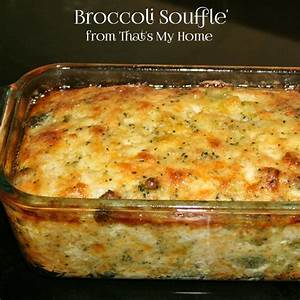 broccoli-souffle-recipes-food-and-cooking image