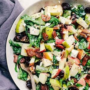 autumn-chopped-salad-with-creamy-poppyseed-dressing-the image