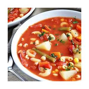 easy-vegetable-pasta-soup-is-hearty-and-healthy-foodal image