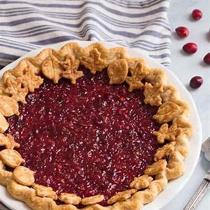 cranberry-pie-recipe-with-fresh-cranberries-baked-by image
