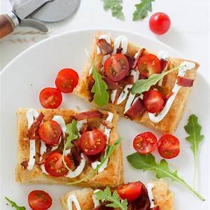 20-minute-blt-puffed-pastry-pizza-baker-by-nature image
