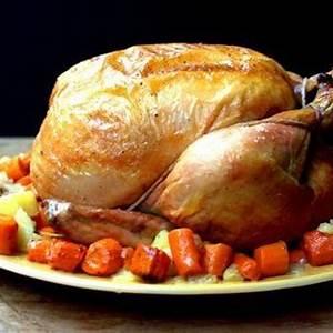 favorite-simple-roast-chicken-foodswoon image