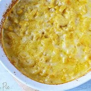 easy-macaroni-corn-casserole-bubbapie image
