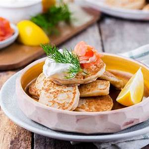 russian-blini-buckwheat-pancakes image