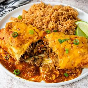 easy-to-make-smothered-burrito-recipe-moms-dinner image