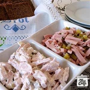 omas-wurstsalat-fleischsalat-german-meat-salads image