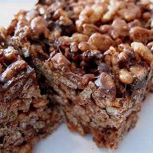 chocolate-rice-krispie-squares image