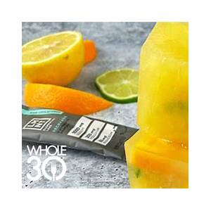 whole30-pineapple-and-citrus-ice-cubes image