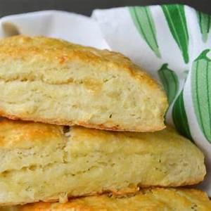 garlic-herb-and-cheddar-scones-recipe-food-fanatic image