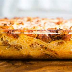 baked-spaghetti-crazy-good-simply image