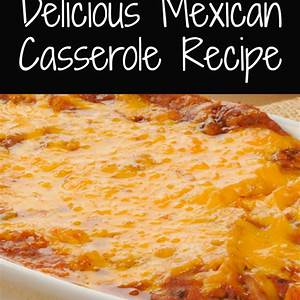 mexican-ground-beef-tortilla-layer-casserole-tasty image