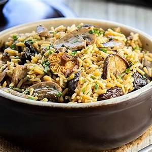 easy-mushroom-rice-pilaf-errens-kitchen image
