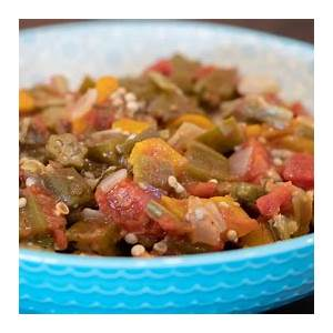 creole-style-stewed-okra-recipe-the-black-peppercorn image