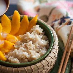 thai-sweet-sticky-rice-with-mango-by-archanas-kitchen image