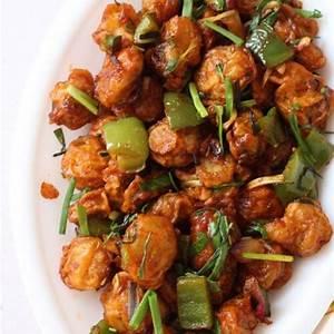 chilli-mushroom-recipe-how-to-make-chilli-mushroom-dry image