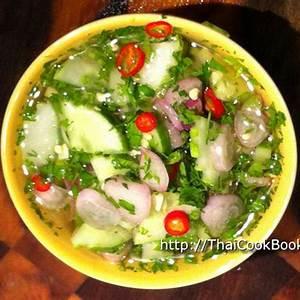 thai-satay-sauce-อาจาด-cucumber-relish-condiment-for image