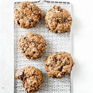hazelnut-chocolate-chip-oatmeal-cookies-jessis image