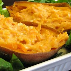 how-to-bake-sweet-potatoes-to-perfection-allrecipes image