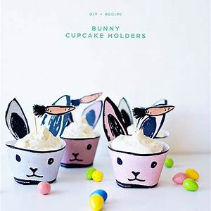 bunny-cupcake-holders-diy image