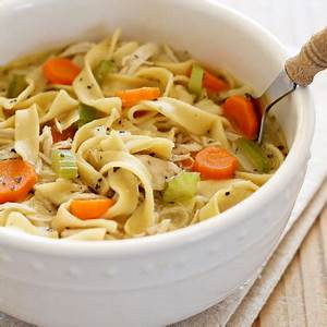 quick-and-easy-chicken-noodle-soup-delicious image