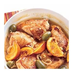 chicken-with-green-olives-orange-and-sherry-recipe-bon image