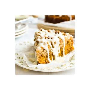 carrot-coffee-cake-with-cream-cheese-glaze-the-view image