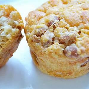 baked-bean-muffins-breakfast image