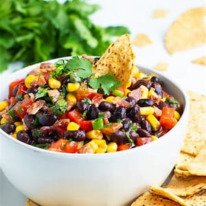 black-bean-and-corn-salsa-easy-party-dip image