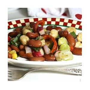 garbanzo-bean-salad-mediterranean-chickpea-salad image