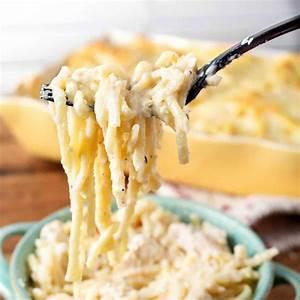 chicken-alfredo-casserole-retro-recipe-box image