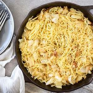 recipe-for-polish-haluski-noodles-onion-and-cabbage image