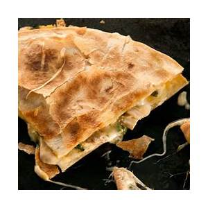 10-best-mexican-chicken-quesadillas-recipes-yummly image