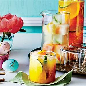 sparkling-citrus-punch-with-lemonade-ice-cubes image