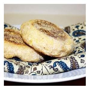 whole-wheat-english-muffins-tasty-kitchen image
