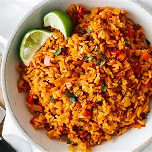 easy-mexican-rice-downshiftology image