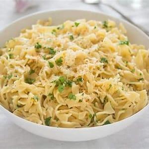 garlic-parmesan-noodles-how-to-make-butter-noodles image