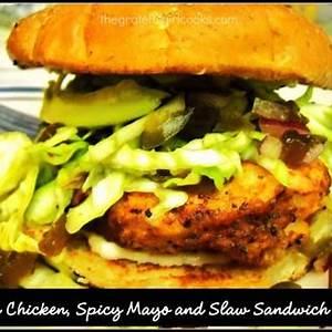 fried-chicken-sandwich-w-spicy-mayo-slaw-the image