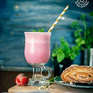 strawberry-lassi-recipe-video-strawberry-yogurt image