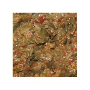 stewed-smothered-okra-recipe-cajun-cooking image