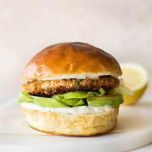 easy-salmon-burger-recipe-salt-lavender image