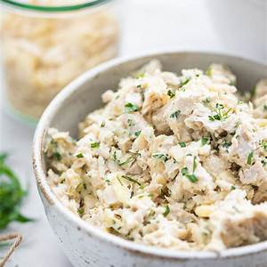 tarragon-chicken-salad-with-almonds-40-aprons image