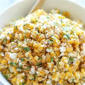 mexican-corn-dip-damn-delicious image