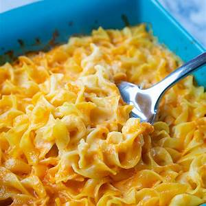 cheesy-egg-noodles-the-kitchen-magpie image