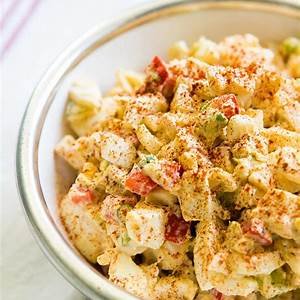 egg-salad-deviled-egg-style-yum-simply image